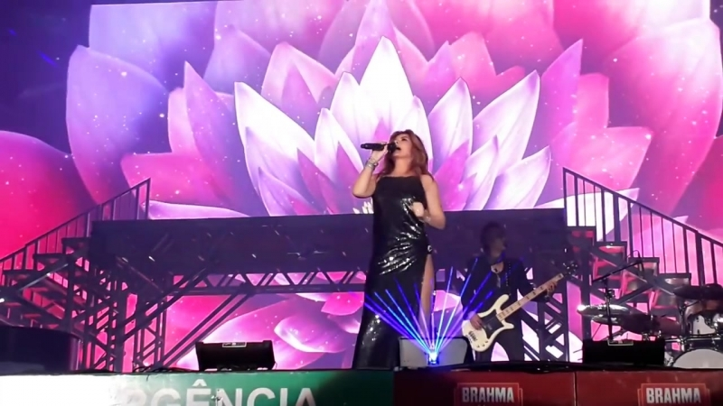 Shania Twain From This Moment On Live in Barretos Brazil August 18 2018 Now Tour