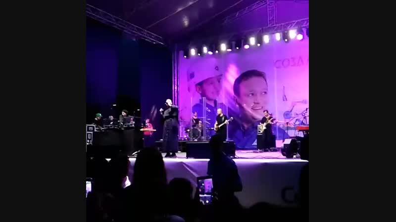 Концерт Ёлки в Череповце 14.07.2018 год