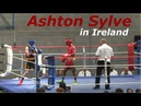 Ashton Sylve /Final 58kg Monkstown Box Cup 2018/