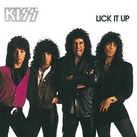 Kiss альбом Lick It Up