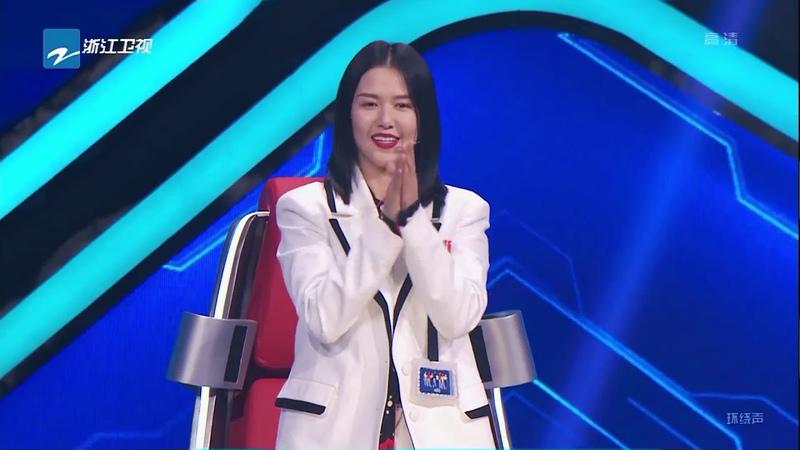 李盼兮PK王嘉尔《梦想的声音3》EP1 20181026 花絮 浙江卫视官方音乐HD