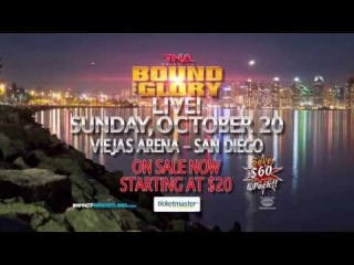 Bound For Glory 2013: October 20 in San Diego, California