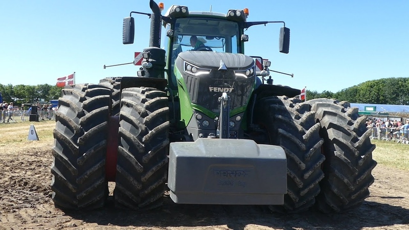 Monster Pullers Trying Out The Heavy Sledge | Fendt 1050 Vario, Case Steiger NHT9.450 | Pulling DK