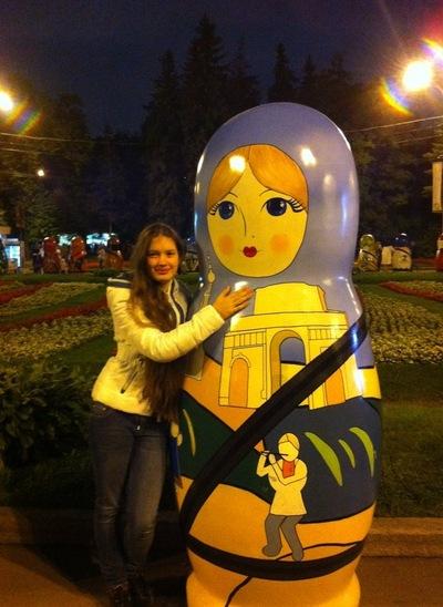 Екатерина Черткова, 12 августа , Москва, id154315270