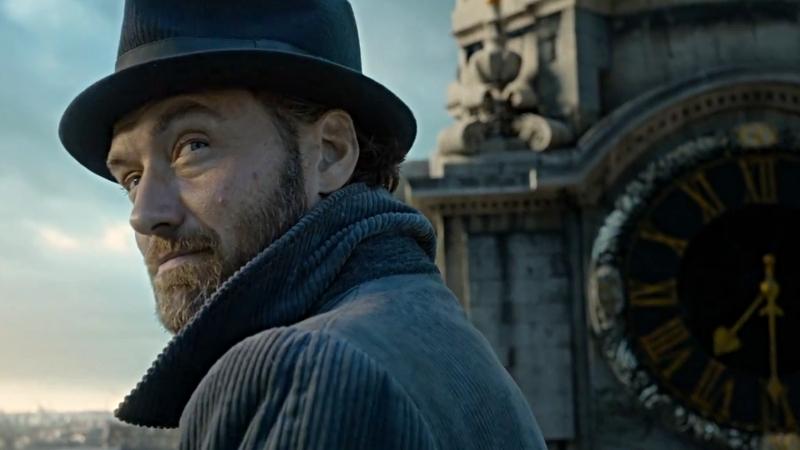 Первый русский тизер к фильму «Фантастические твари: Преступления Гриндевальда» - «Fantastic Beasts: The Crimes of Grindelwald» » Freewka.com - Смотреть онлайн в хорощем качестве