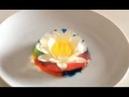 Cách làm rau câu 3d đơn giản và dễ làm tại nhà |Beautiful Gracilaria,3D gracilaria jelly part 5