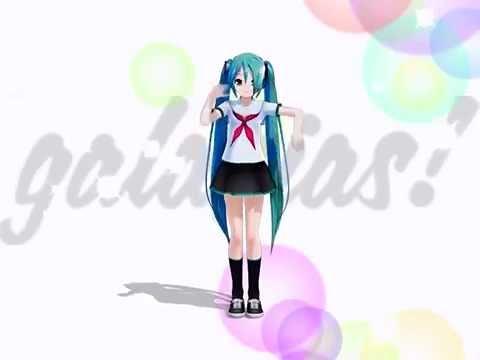 Танец Хатсуне Мику самый популярный в Японии - Galaxias