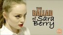 THE BALLAD OF SARA BERRY (35mm: A Musical Exhibition) cover by SPIRIT YPC