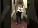 Колбасит девочку в метро Бутират