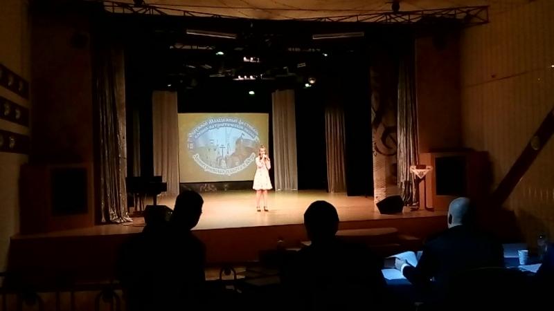 В лесу прифронтовом Окружной молодежный фестиваль военно-патриотической песни ДИМИТРИЕВСКАЯ СУББОТА В ЮГРЕ. Выступает Мерин