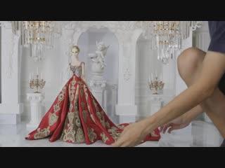 DeMuse Doll - The Making of Met Gala 2018
