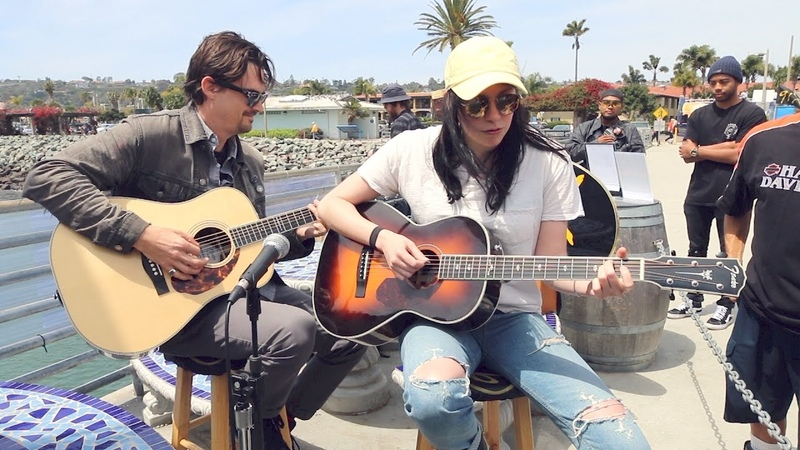 K.Flay Acoustic High Enough 91X Performance