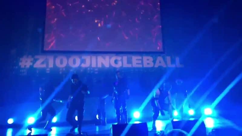 [VK][181207] MONSTA X fancam - Shoot Out @ Pepsi All Access Lounge