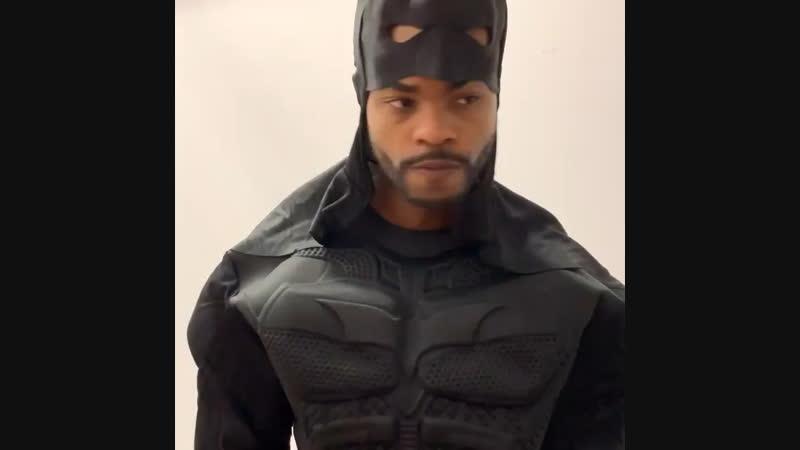 Superhero life choose me