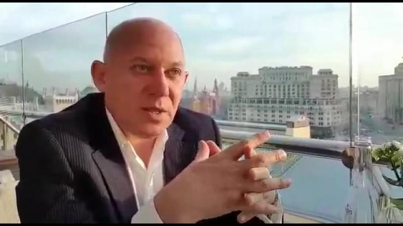 Вадим Рафальский о развитии.