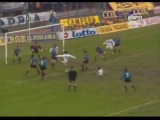 Серия А 1990-91. 10 тур. Интер - Наполи 2-1