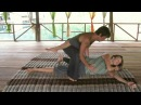 Advanced Thai Yoga Massage Demo with Ralf Marzen+