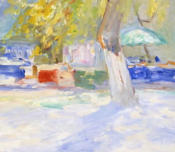 Петр Безруков  замечательный современный художник