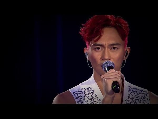 [원곡 임창정 중국 번안곡 콘서트 라이브] 張智霖 (장지림)-祝君好 (축군호) (2018年)