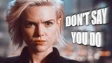 Barbara Kean Gotham +4x19 Don't Say You Do