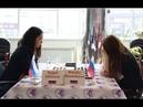 Aygul Idrisova RUS Natalia Shestakova RUS Women's World Draughts Championship 2019