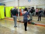 Бачата доминикана 2. Михаил Губенко и Алина Павлова (Рига). 5 лет студии танца Кредо (Минск)