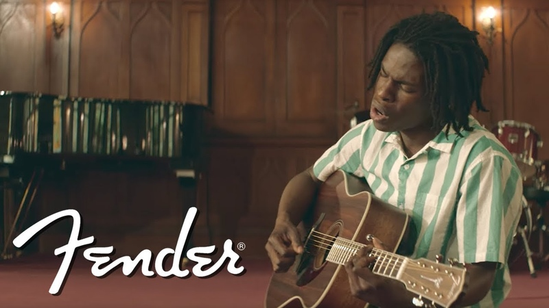 Daniel Caesar Performs Get You | Here For The Music | Fender