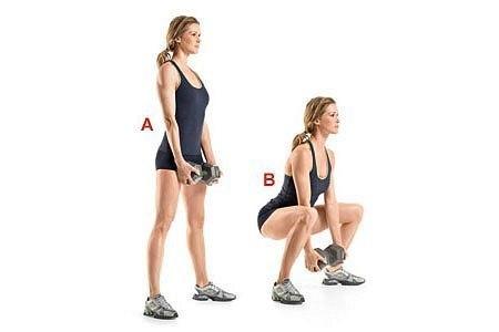 убрать живот и бока питание и упражнения