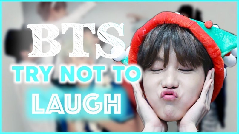 BTS Try Not to Laugh Challenge