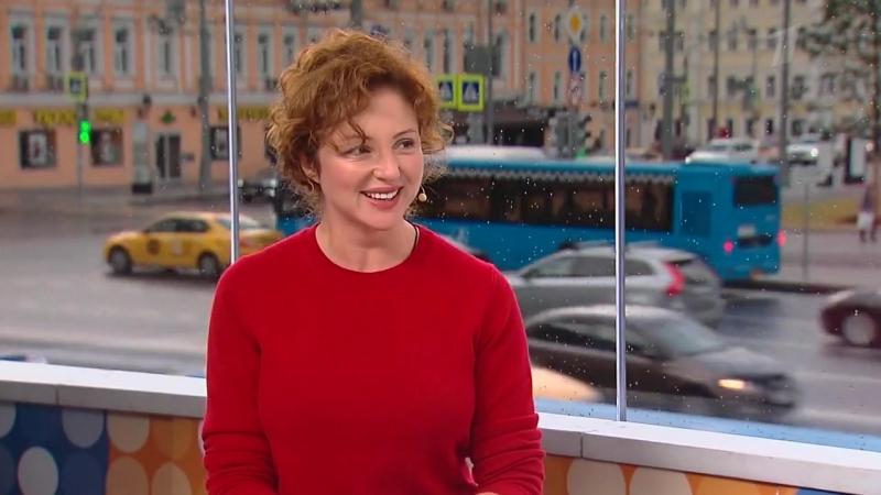 Анна Банщикова о новых сериях Ищейки