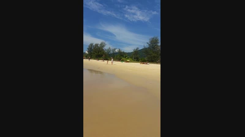 Пляж Карон Пхукет Тайланд