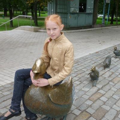Лена Белякова, 23 июня , Уфа, id208762378
