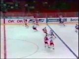 Чемпионат мира по хоккею 1989, Швеция, групповой этап, СССР-США, 4-2, 1 место, Быков Вячеслав