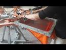 Процесс печати методом шелкография от РА ПальмиРА