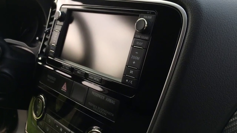 Mitsubishi Outlander предпродажная подготовка Вашего автомобиля