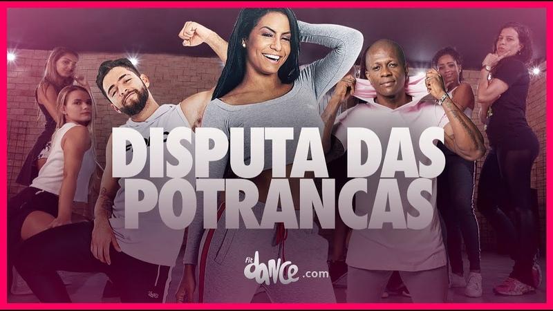 Disputa das Potrancas - MC Japa do Recife   FitDance TV (Coreografia) Dance Video
