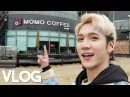 [YT][11.02.2017] Visiting Wonho's Mom's Cafe || Vlog- Edward Avila