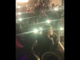 6IX9INE исполнил на концерте