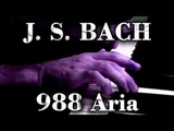 Johann Sebastian BACH Aria, BWV 988