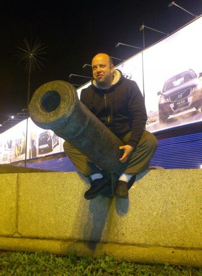 Сергей Куликов, 3 ноября , Выкса, id130282519