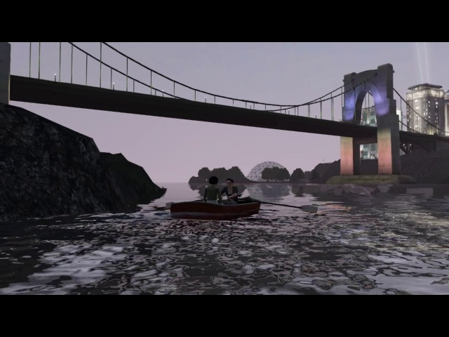 Lykke Li - Tonigth (Sims 3 Machinima)