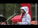 Выступление депутат фракции КПРФ в Законодательном собрании СПб на митинге 22 сенятября