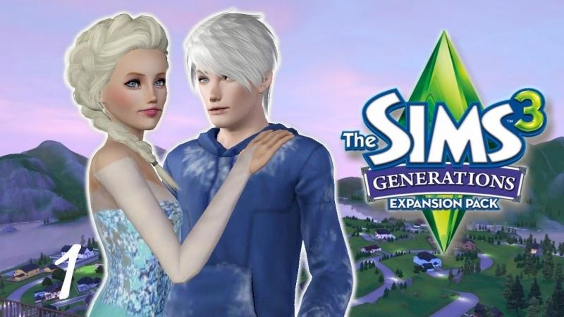 The Sims 3 с Василком ))