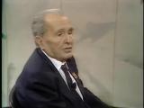 Roda Viva com Luiz Carlos Prestes em 1986