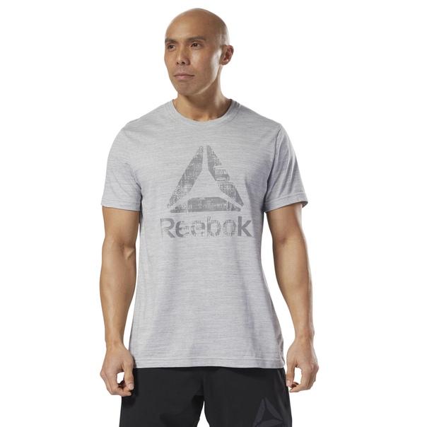 Спортивная футболка Elements Marble Melange