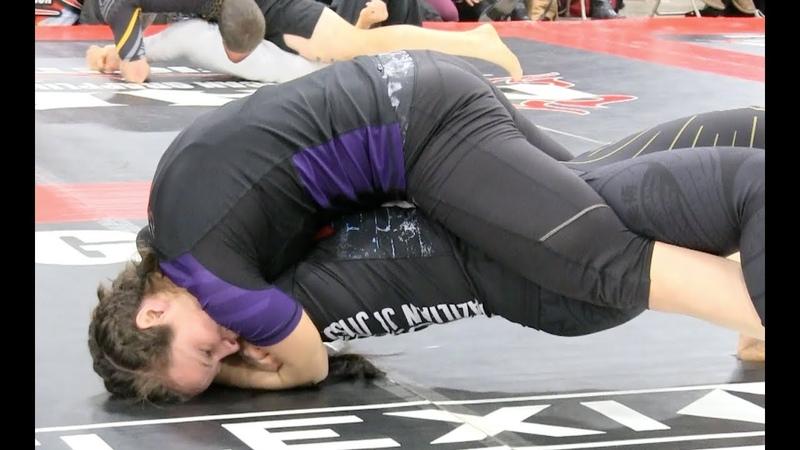 377 Girls Grappling @ Women Wrestling BJJ MMA Female Brazilian Jiu Jitsu