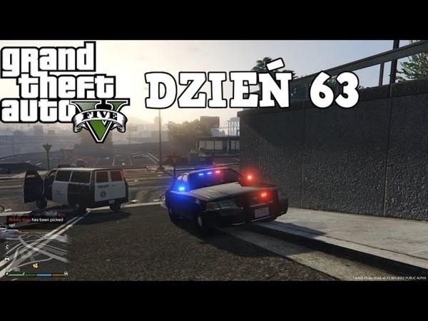 LSPDFR | DZIEŃ 63 | FBI W TERENACH GANGSTERSKICH !