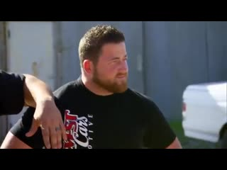 Street outlaws - tbt - fake farmtruck and kamikaze in a dog suit