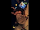 VIDEO Zayn via Gigi Hadids IG story.