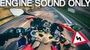 Honda CBR1000RR Fireblade SP Akrapovic sound [RAW]